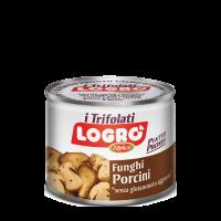 Белые грибы обжаренные 180 г, Funghi porcini trifolati D'Amico 180 gr