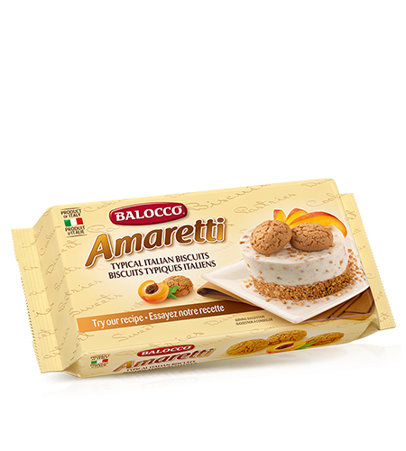 Амаретти 200 г, Amaretti Balocco 200 gr