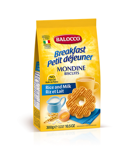 Печенье Мондине 350 г, Mondine Balocco 350 gr.