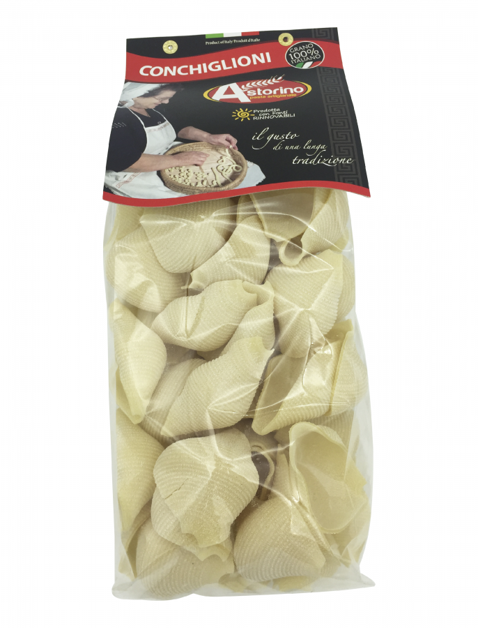 Паста Конкильони 500 г, Conchiglioni Astorino 500 gr