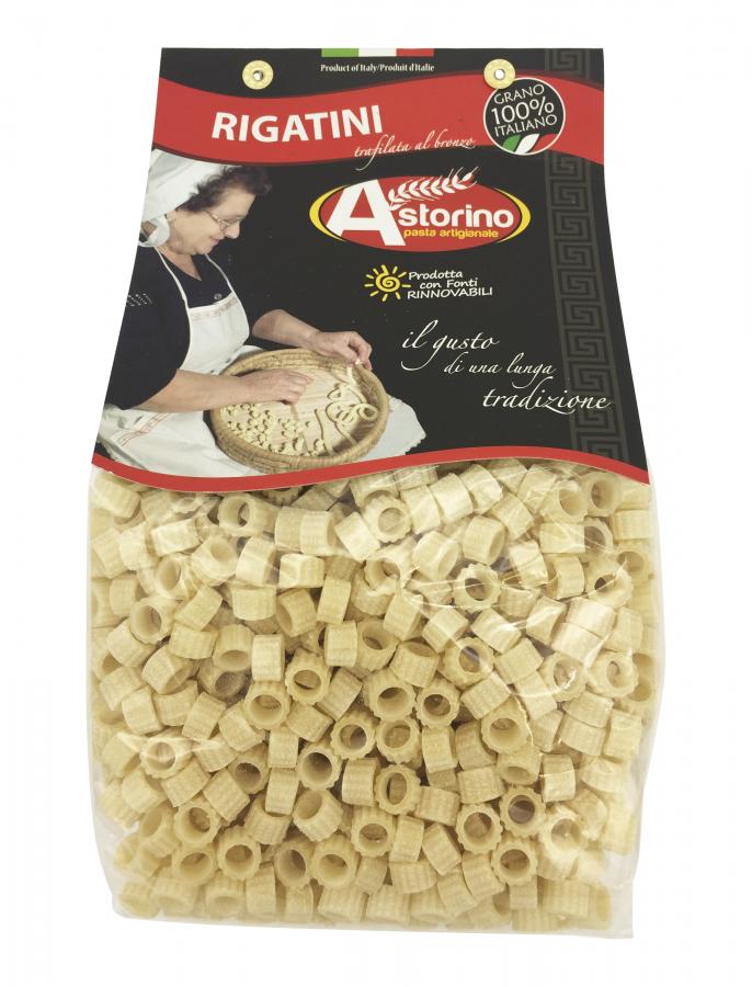 Паста Ригатини 500 г, Rigatini Astorino 500 gr