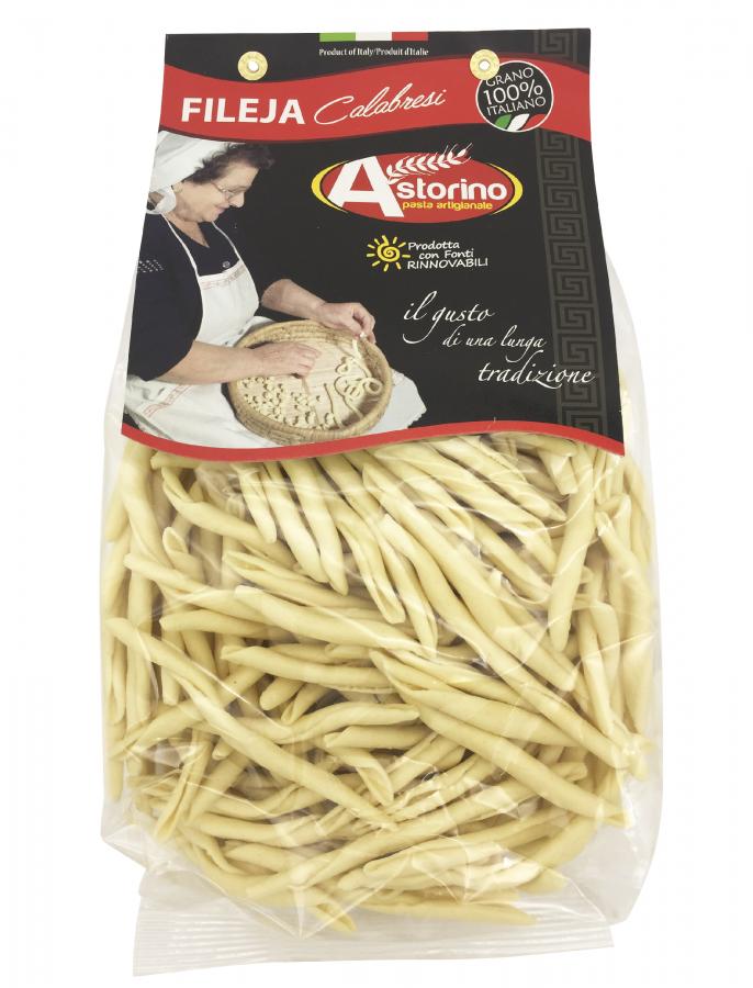 Паста Макароны Калабрези Филежа 500 г, Maccheroni Calabresi Fileja Astorino 500 gr