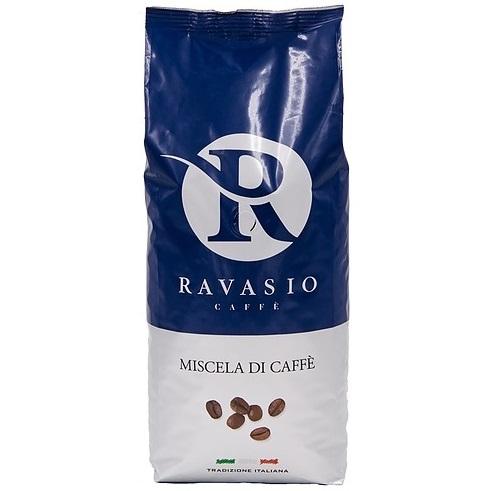 Кофе зерновой обжаренный Блу 1000 г, Caffe' Blu Ravasio 1000 gr.