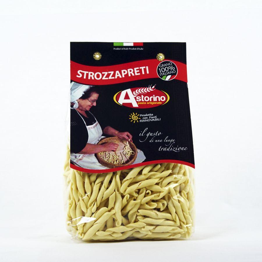 Паста Строццапрети 500 г, Strozzapreti Astorino 500 gr