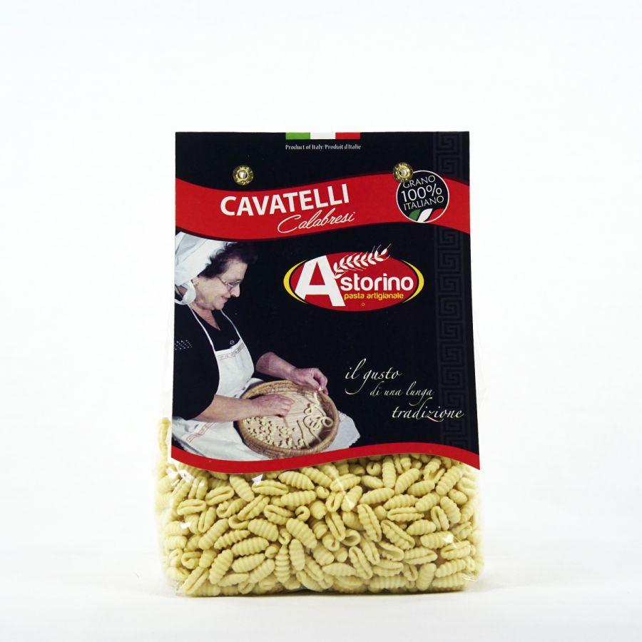 Паста Кавателли Калабрези 500 г, Cavatelli Calabresi Astorino 500 gr