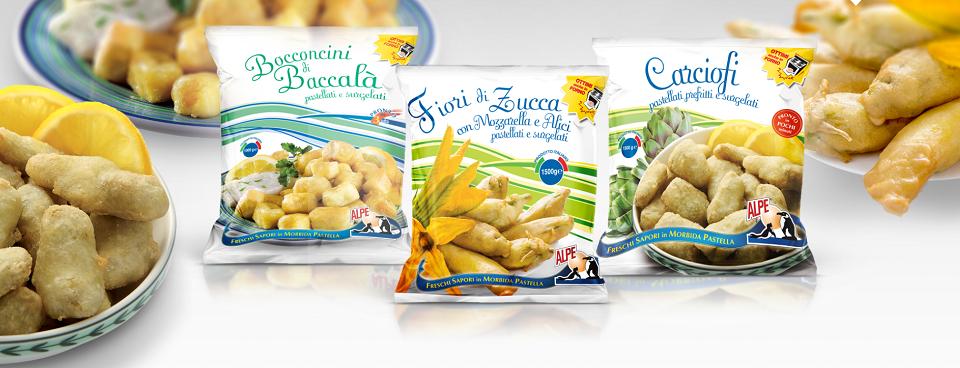 Готовые итальянские блюда