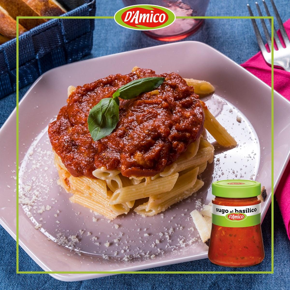 Соус томатный с базиликом 290 г
